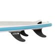 Tripstix Beluga Wave SUP Tripstix Beluga Wave SUP Fins